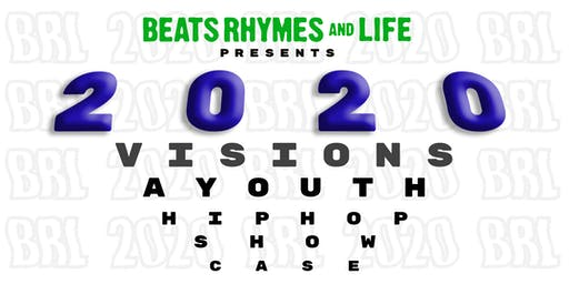 2020 Visions - Youth Hip Hop Therapy Showcase