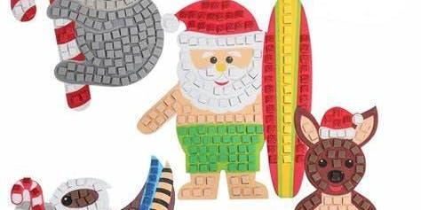 Bowral Library Christmas Craft