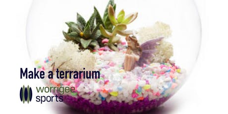 Make a terrarium tickets