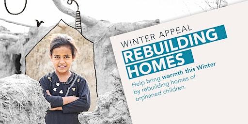 Al-Ayn UK Dinner 2019: Rebuilding Homes