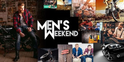 MEN'S WEEKEND