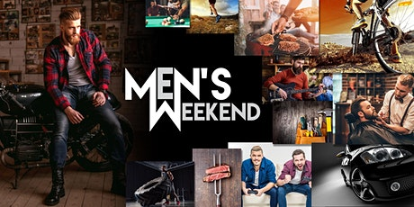 MEN'S WEEKEND entradas