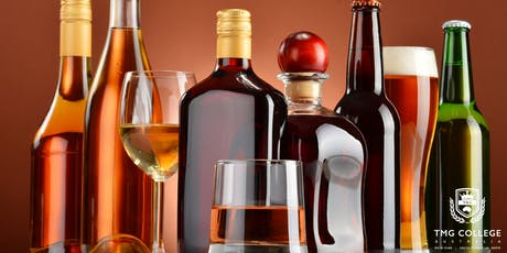 Responsible Service of Alcohol (RSA) Certificate tickets