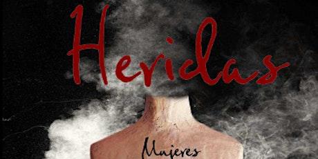 HERIDAS - MUJERES DE FEDERICO GARCÍA LORCA entradas