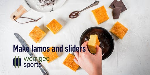 Make lamos and sliders