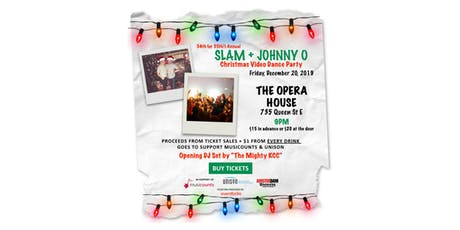 SLAM AND JOHNNY O tickets