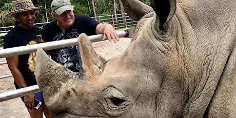 Exotic Animal Encounter tickets