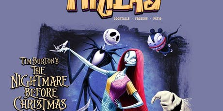 Nightmare before Christmas at Tikila's tickets