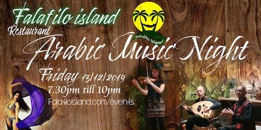 Falafilo island Live Arabic Music Night