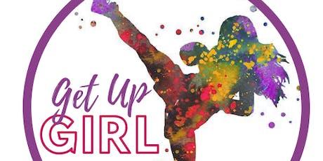 Get Up Girl Rebelle (9-13 years old) - BELLINGEN tickets