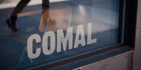 Oaxanukkah Dinners at Comal - 1st Night tickets