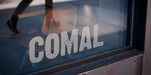 Oaxanukkah Dinners at Comal - 1st Night