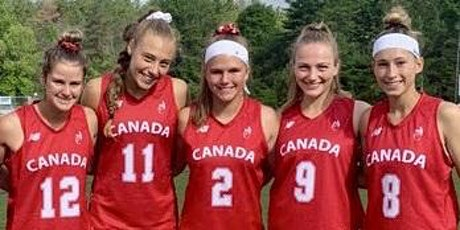 TEAM CANADA PLAYERS NIGHT & CLINIC tickets
