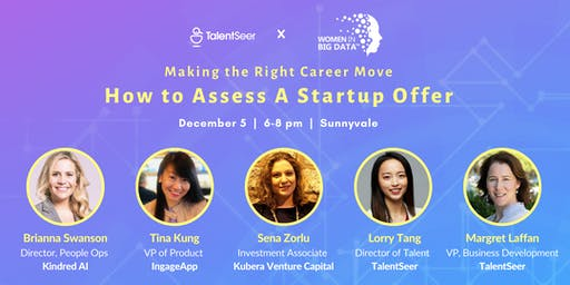 Making the Right Career Move: How to Assess A Startup Offer