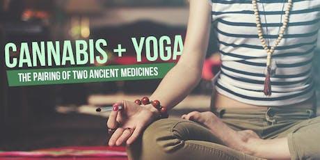 CannaBliss Yoga tickets