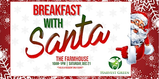 Breakfast with Santa - Resident Only