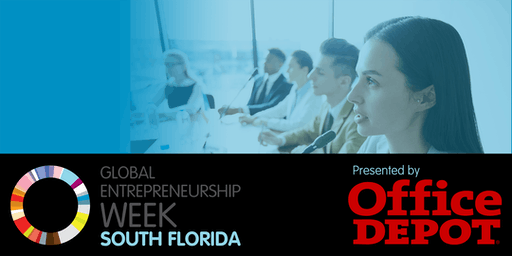 Global Entrepreneurship Week South Florida Public Sector & Non-Profit Resources Track