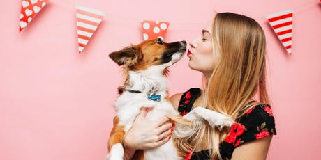 BYOD Austin Puppy Love Pawty (Includes Paw Painting) tickets