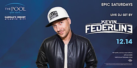 Kevin Federline & DJ Camilo | Epic Saturdays at The Pool REDUCED Guestlist tickets