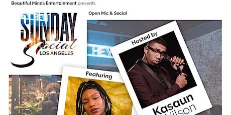 Sunday Social LA tickets