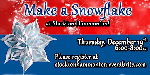 Make a Snowflake or Star!