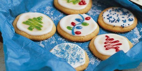 Holiday Cookie Decorating for Kids & Families tickets