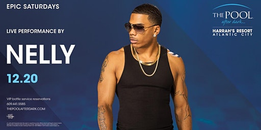 NELLY | Aqua Fridays at The Pool after Dark FREE Guestlist