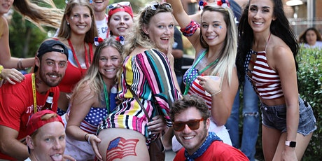 8th Annual 'Murica Bar Crawl on King Street tickets