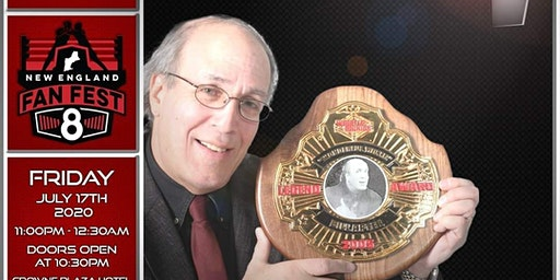 Is Wrestling Fixed ? Bill Apter One Man Show