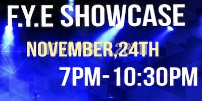 For Your Entertainment Showcase! Upcoming Artists Performing Live