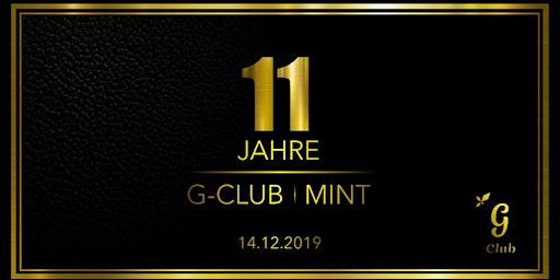 11 Jahre G CLUB / MINT