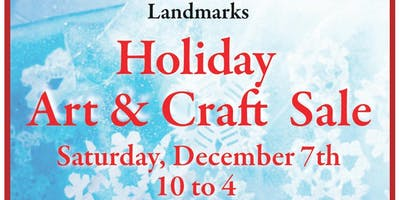 Landmarks Art & Craft Sale