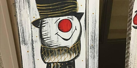 Snowman Painting Class ; Home For The Holidays tickets