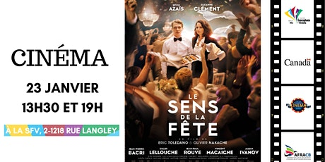 Cinéma I Le Sens de la fête tickets