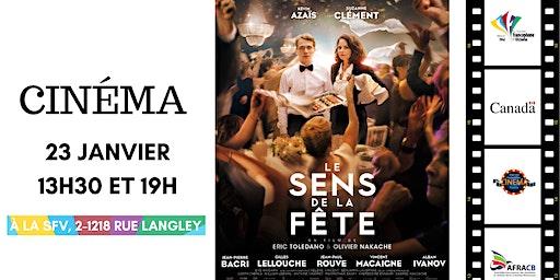 Cinéma I Le Sens de la fête