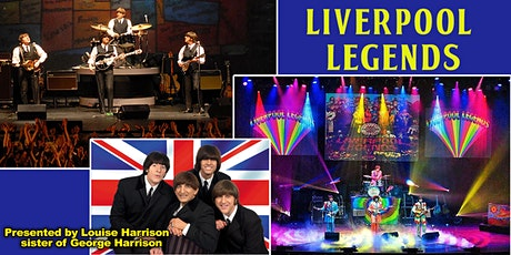 Liverpool Legends - The Complete Beatles Experience tickets