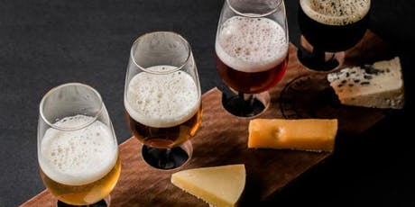Joy To The World of Beer & Cheese Tasting tickets