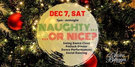 Christmas Dance Party at Access Ballroom - Toronto tickets