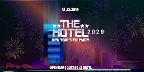 Capodanno 2020 Milano: The Hotel 2020 biglietti