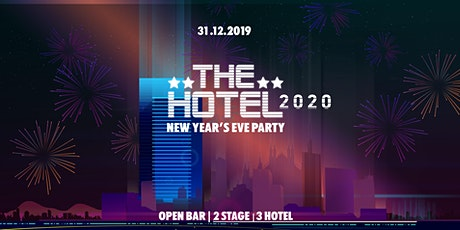 Capodanno 2020 Milano: The Hotel 2020 tickets