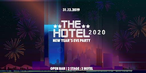 Capodanno 2020 Milano: The Hotel 2020