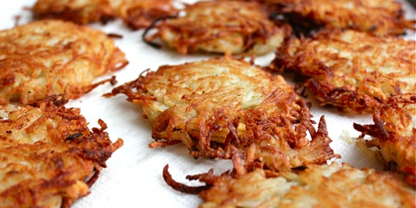 How To Make The Best Latkes tickets