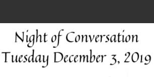 Night of Conversation