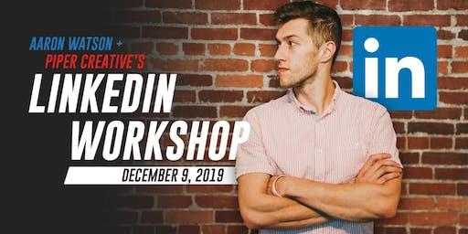 Pittsburgh Linkedin Marketing Workshop