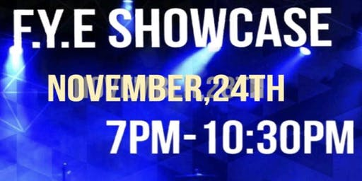 Hip Hop. For Your Entertainment Showcase! Upcoming Artists Performing Live