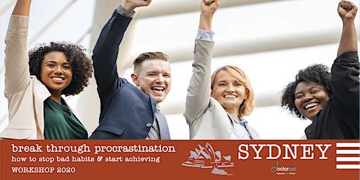 Breaking Through Procrastination: How to Stop Bad Habits & Start Achieving