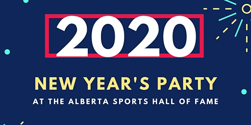 Family New Year's Bash at the Alberta Sports Hall of Fame