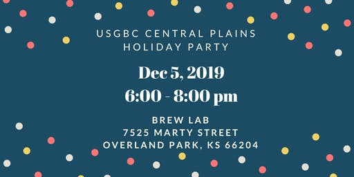 Central Plains Holiday Party 2019