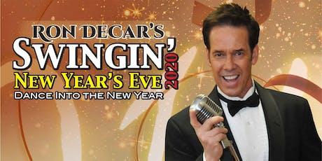 Ron DeCar's Swingin' New Year's Eve 2019-2020 boletos