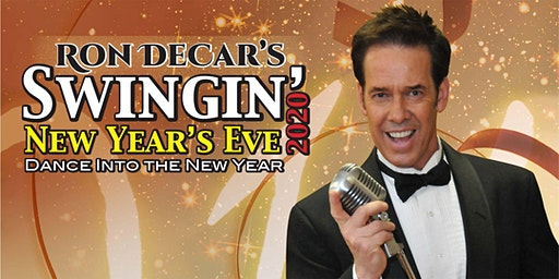 Ron DeCar's Swingin' New Year's Eve 2019-2020
